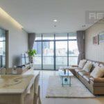 CITY GARDEN apartment for rent in HCMC - Best Price
