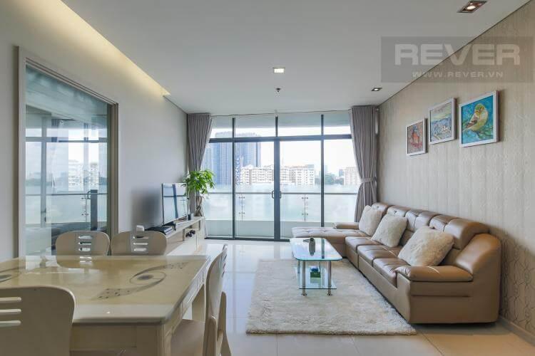 CITY GARDEN apartment for rent in HCMC – Best Price
