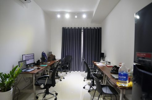 Sunrise City 2 bedroom apartment for rent on Nguyen Huu Tho St, District 7